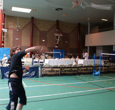 Tournoi interne de simple 2011